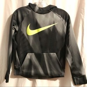 Nike Dri Fit Youth Hoodie Size Large